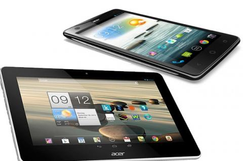 Acer Liquid s2 y Acer iconia A3