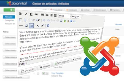 Cómo publicar artículos en Joomla 3