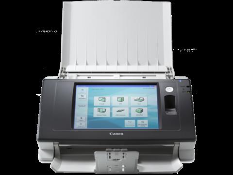 imageFORMULA ScanFront 330, el nuevo escáner táctil de Canon