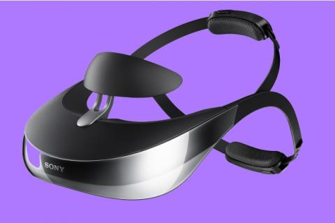 Sony HMZ-T3W, el visor que genera una pantalla virtual de 750 pulgadas