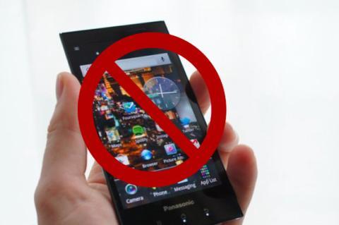 Panasonic abandona el mercado de smartphones de consumo
