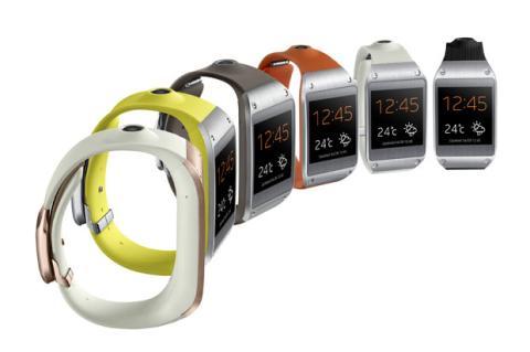 Samsung Gear, el smartwatch de Samsung en el IFA 2013