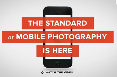 Edita fotos en iOS con VSCOcam