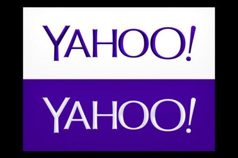 Nuevo logo de Yahoo