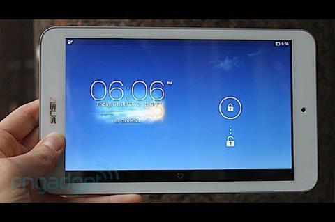 Nueva tablet ASUS