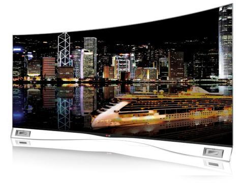 LG presenta su nueva gama de televisores 4K en el IFA 2013