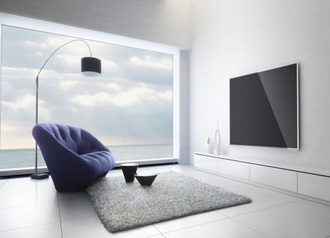 Panasonic presenta su nueva televisión 4K en el IFA 2013