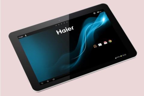Haier presenta una extensa colección de tablets en IFA 2013
