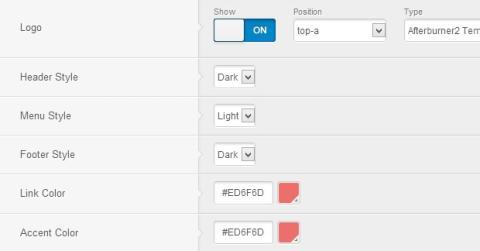 Personaliza el aspecto del tema en Joomla