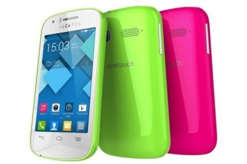 Nuevo Alcatel One Touch Pop gama C