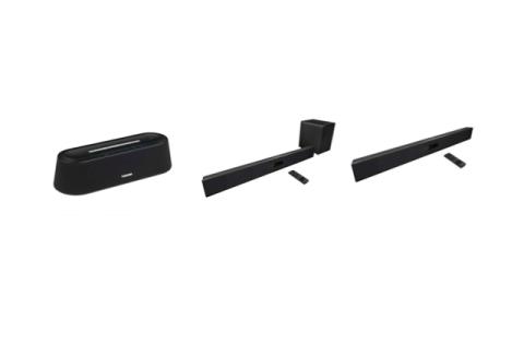 Las nuevas barras de sonido de Toshiba en el IFA 2013