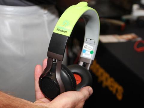 Intelligen Headset sorprende en el IFA con sus auriculares