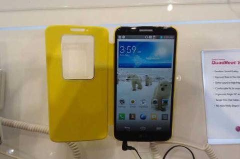 LG G2 Carcasa