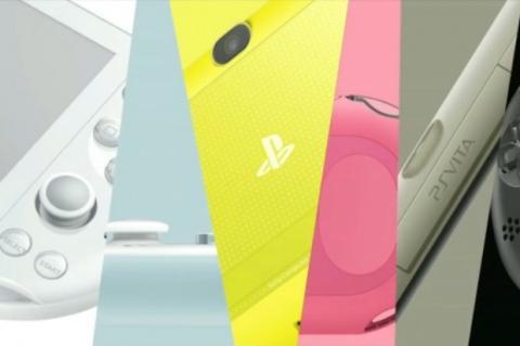 Nueva PlayStation Vita, más delgada y ligera, con pantalla LED