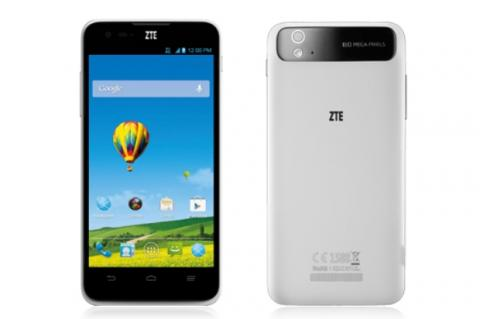 ZTE Grand S Flex, smartphone 4G con Dolby Digital Plus
