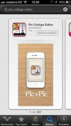 Descarga Pic Collage Editor