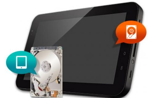 Seagate HDD para tablets