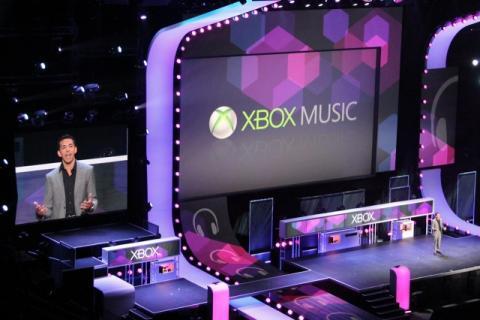 xbox music presentación
