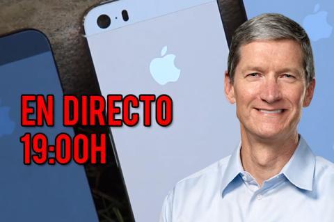 directo presentación iphone 5s y iphone 5c apple