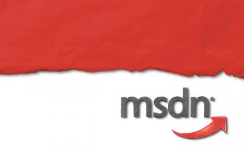 logo msdn