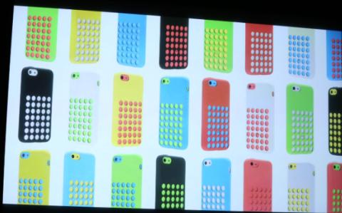 Presentación iPhone 5C