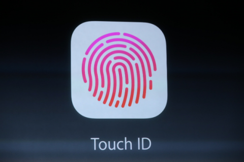 Touch ID, reconocimiento por huella digital del iPhone 5S