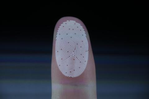 Sistema de identificación por huella dactilar, Touch ID