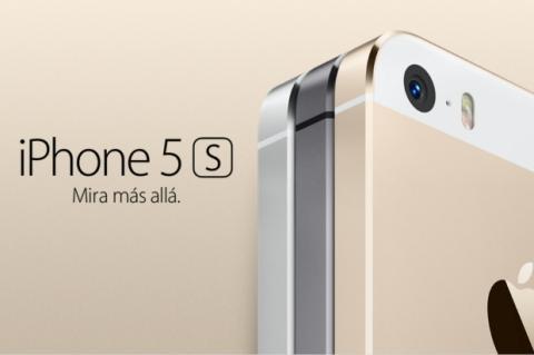 iPhone 5S. Todas sus características oficiales