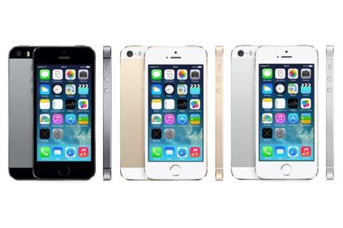 Gama iPhone 5S
