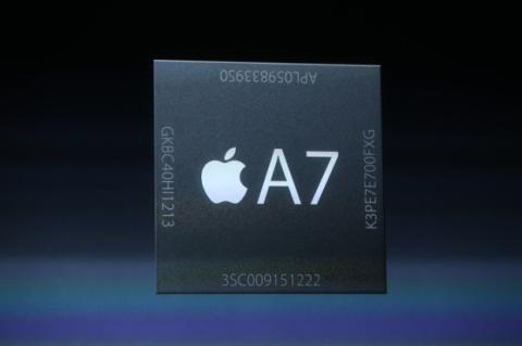El iPhone 5S, el primer móvil con procesador 64 bits