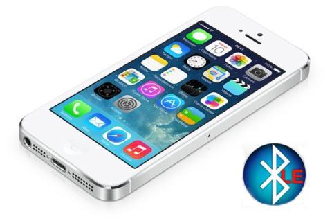 iBeacon de iOS7