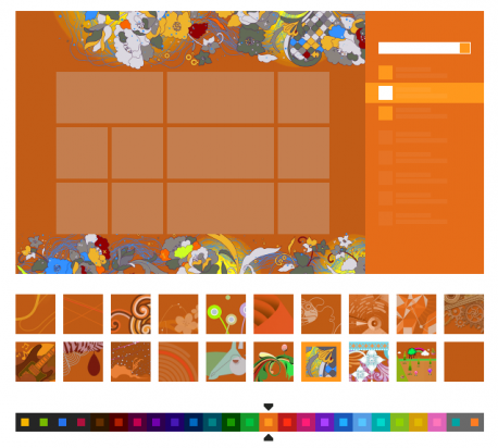 Diseño y colores