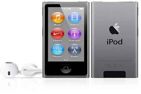 Apple introduce el gris espacial a su línea de iPods