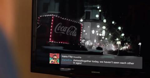 anuncio coca cola twitter