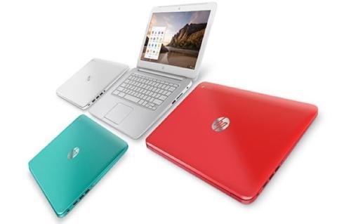 HP presenta nuevo Chromebook14