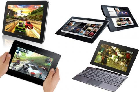 Tablet versus PC
