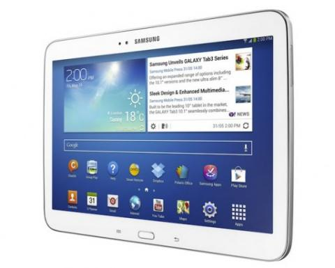 Galaxy Tab 3 10.1