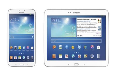 Samsung presenta su familia Galaxy Tab 3 en España