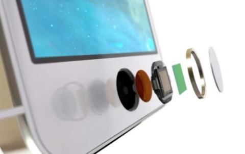 Reconocimiento huella dactilar touch ID