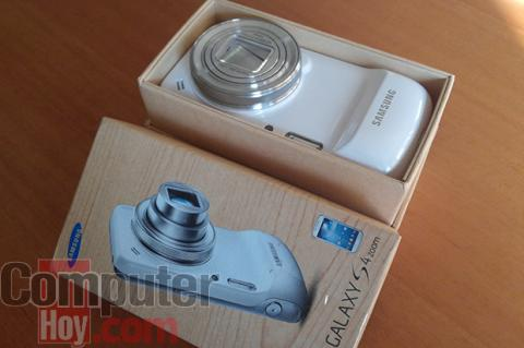 SAMSUNG GALAXY S4 ZOOM ANALISIS