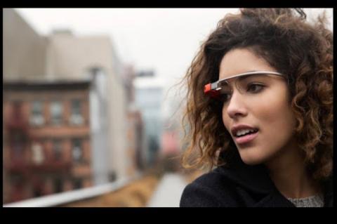 Dispositivo Google Glass