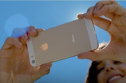 El iPhone 5S dorado es el modelo que más gusta a la gente