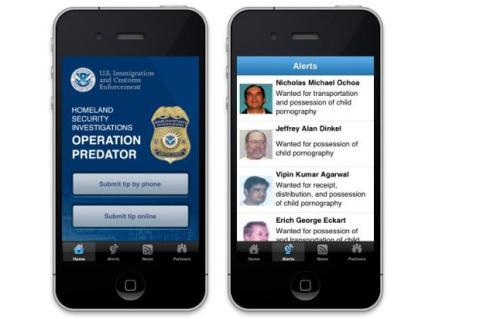UCI lanza app para captura de pederastas
