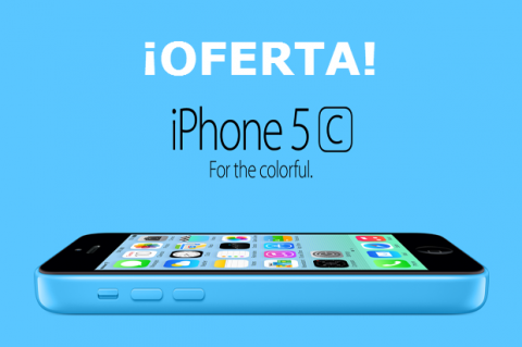 iPhone 5C en oferta con Sprint