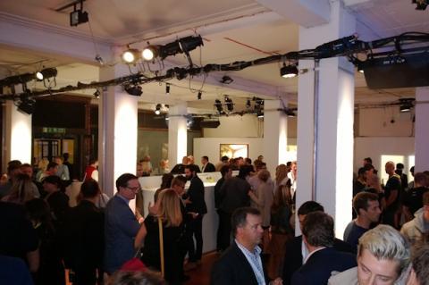 Exposición Weber & Bailey. Nokia Lumia 1020.