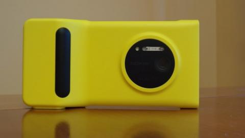 Nokia Lumia 1020. Camera Grip.