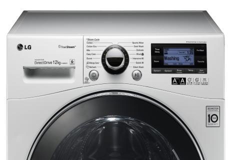 nuevas lavadoras LG en IFA 2013