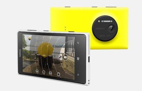Nokia Lumia 1020. Nokia Pro Cam.