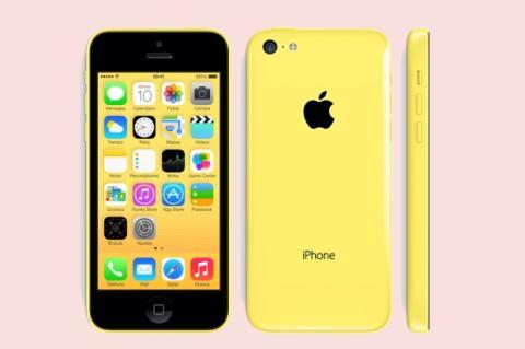 Primer anuncio comercial iPhone 5C