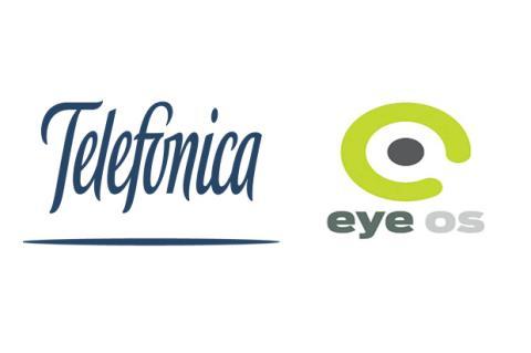 Telefónica y eyeOS colaboran para mejorar el HTML5